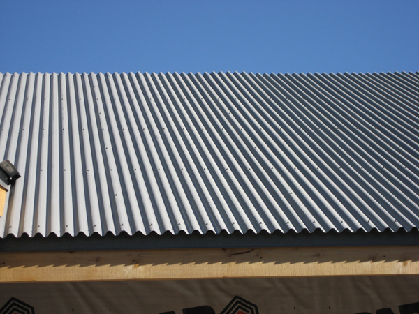 Bonderized Corrugated Roofing