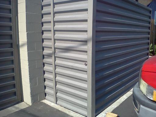 Corrugated Fence Costa Metals Inc California Arizona