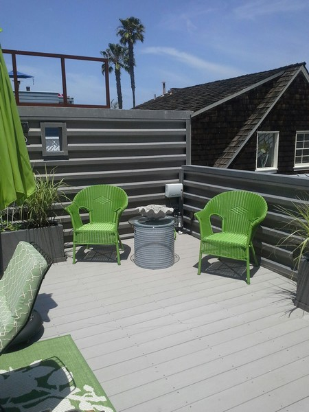 Horizontal Bonderized Sun Deck