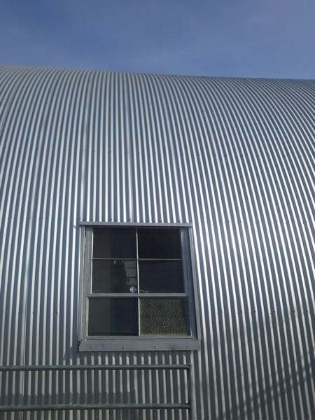 Quonset Hut Zinc