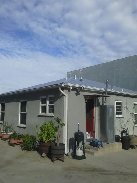 Zincalum Roof